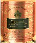 AOP Touraine Pétillant Domaine de la Prévoté Brut Rosé et (ou) Rosé 1/2 sec