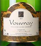 AOP Vouvray Pétillant Domaine Raimbault Cuvée Brut et (ou) Demi-Sec